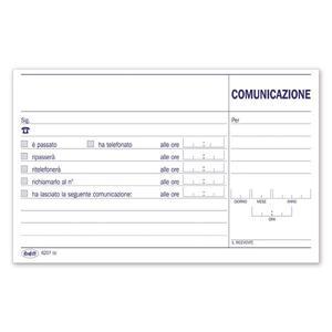 BLOCCO COMUNICAZIONI TELEFONICHE - BUFFETTI 620700000