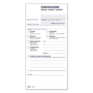 BLOCCO COMUNICAZIONI TELEFONICHE DA ALBERGO - BUFFETTI 620900000