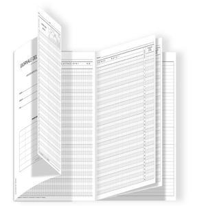 REGISTRO DEL PROFESSORE (6 CLASSI) - BUFFETTI 3225PS000