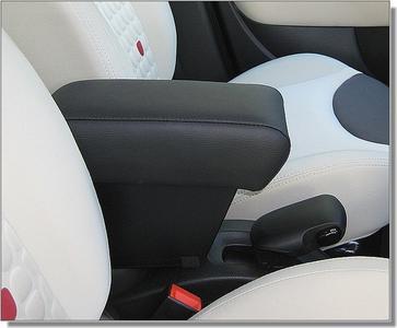 Accoudoir XXL avec porte-objet pour Fiat 500L (2012-05/2017) et 500L Trekking