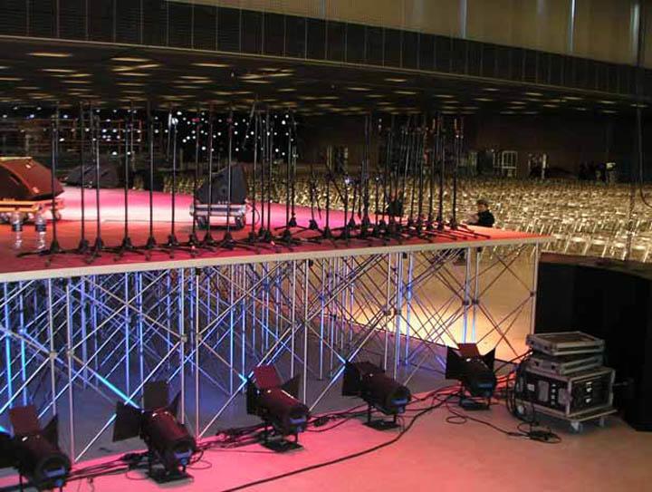 Titan Stage DECK 100x200