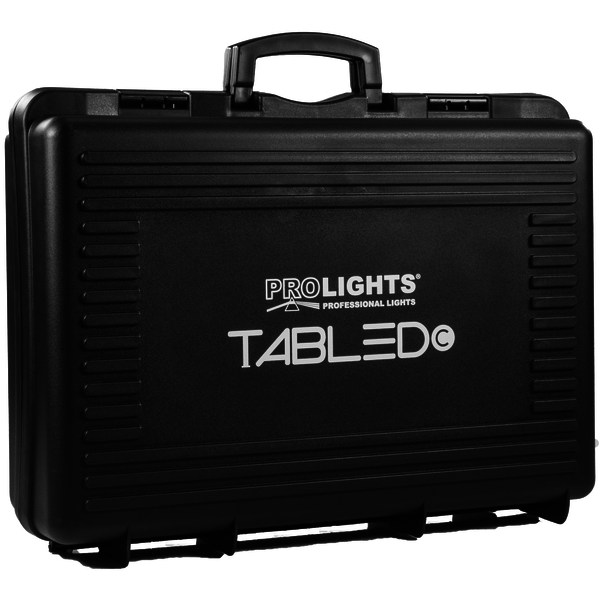 ProLights TABLED PACK - kit n.4 TABLED-C con flight case