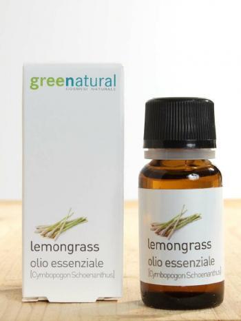 Olio Essenziale Lemongrass
