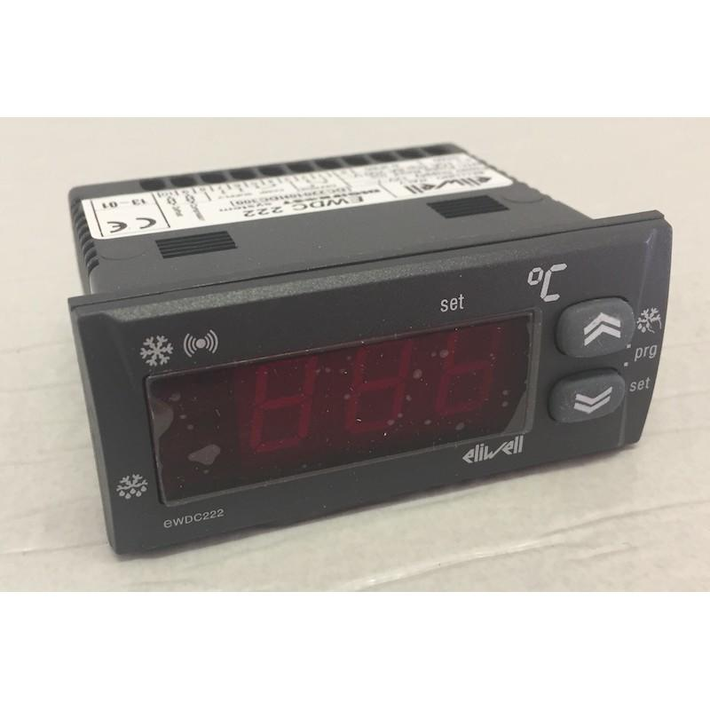 EWDC 222 Controller for refrigerating Units NTC - DC22010HDC700, DC22010HDC300