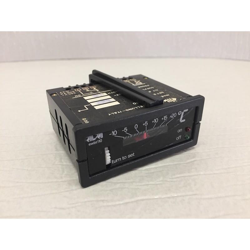 EWBT 110 Termostato elettronico, un punto di intervento, EWBT110A - EWBT110B