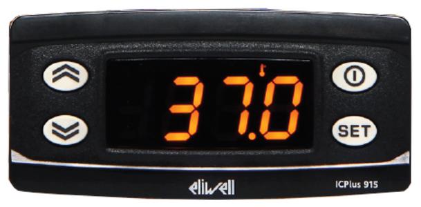 Eliwell ICPLUS 902 - ICP11D075000, ICP11D035000, ICP11I075000, ICP11I035000