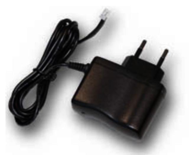 Caricabatteria Li-Ion per batterie DK-BL per Mini-Telecamera PinHole