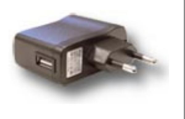 Alimentatore universale USB 220VAC/5VDC 1A