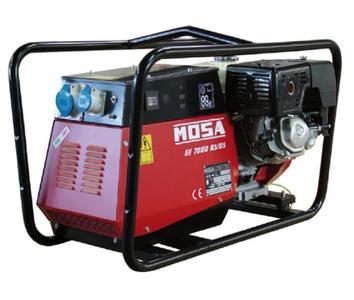 GENERATORE di corrente Motore Honda GX390 GE7000 BS/GS kW 5,4 kVA 6,0 MOSA MA62815