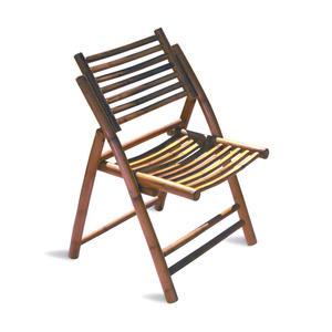 Sedia bambù pieghevole SEDIA BORNEO cod CHB 01