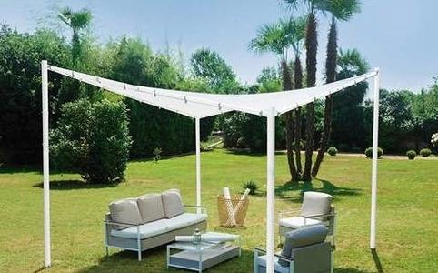 Ricambio copertura per gazebo tenda butterfly 4 x 4 cop 506