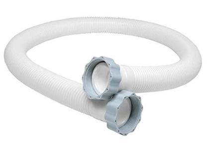 Tubo di Ricambio UNIVERSALE Diametro 38 mm x 3 m , per Filtri a  Sabbia e Clorinatori