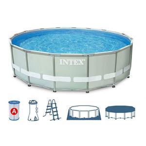 Skimmer deluxe pulizia superficie acqua piscina filtro - Pompe per piscine fuori terra intex ...