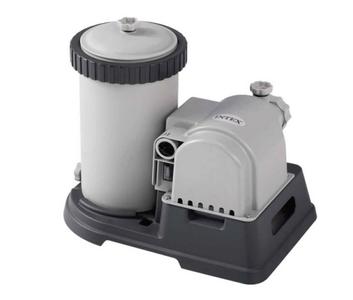 Pompa Filtro per piscina Intex 28634 Easy Frame 9463l/h per Piscina Fuori Terra