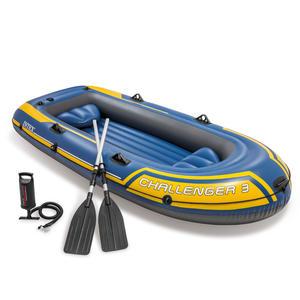 Challenger Kayak 68305 Gonfiabile Canoa Intex K1 vwmON0y8nP