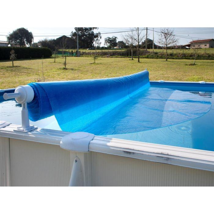 Avvolgitore intex 28051 rullo x avvolgere il telo termico - Telo per piscina intex ...