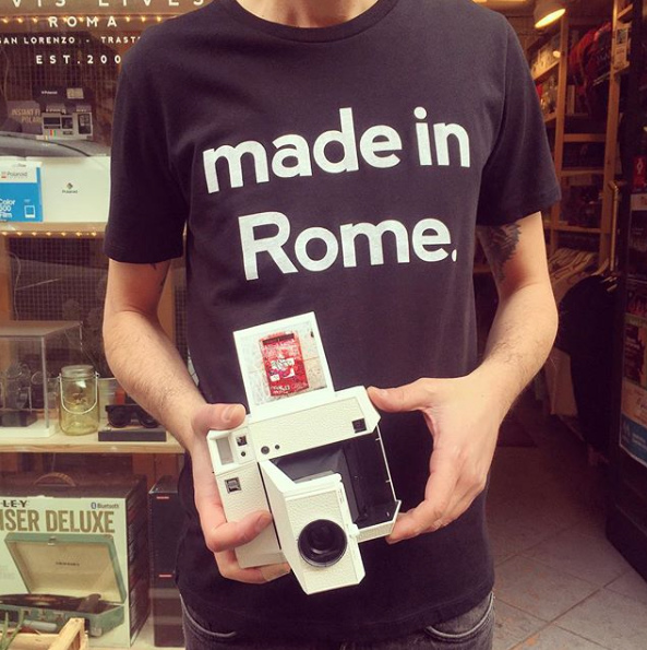 Elvis Made in Rome