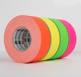LeMark Gaffa Fluorescente 24mm x 25mt