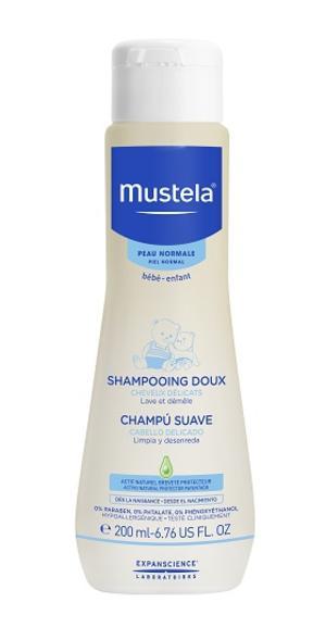 MUSTELA Shampoo Bebè