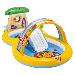 Piscina gonfiabile INTEX 57136 bambini playcenter WINNIE THE POOH INTEX 57136 cm 282x173x107