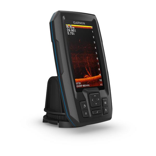 Ecoscandaglio Garmin STRIKER Plus 4cv con GPS integrato e Trasduttore GT20 - Offerta di Mondo Nautica  24