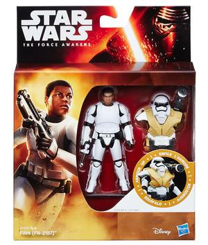Habro B6591 Star Wars Finn Con Armatura Stormtrooper FN-2187 Missione Deserto