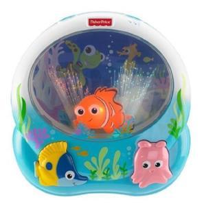 Fisher Price Y3625 Oceano di Nemo Gioco Prima  Infanzia Buona notte Nina nanna Melodie