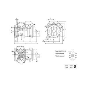 S 7 39 Y Frascold Semi-hermetic Compressors