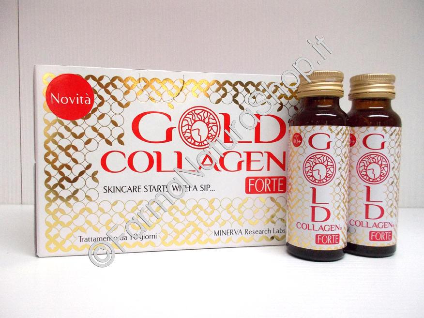 GOLD COLLAGEN® FORTE - ► PROMO TRATTAMENTO 30 GIORNI◄