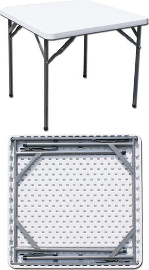 Tavolo pieghevole rettangolare cm 87x87x74H per catering sagre mercatini buffet riunione