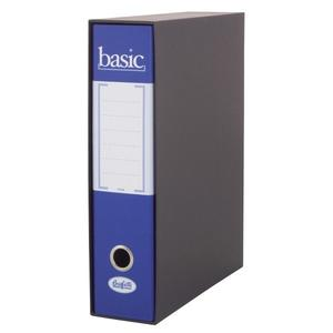 REGISTRATORE RACCOGLITORE BASIC BLU DORSO 8 - BUFFETTI 7800B1000