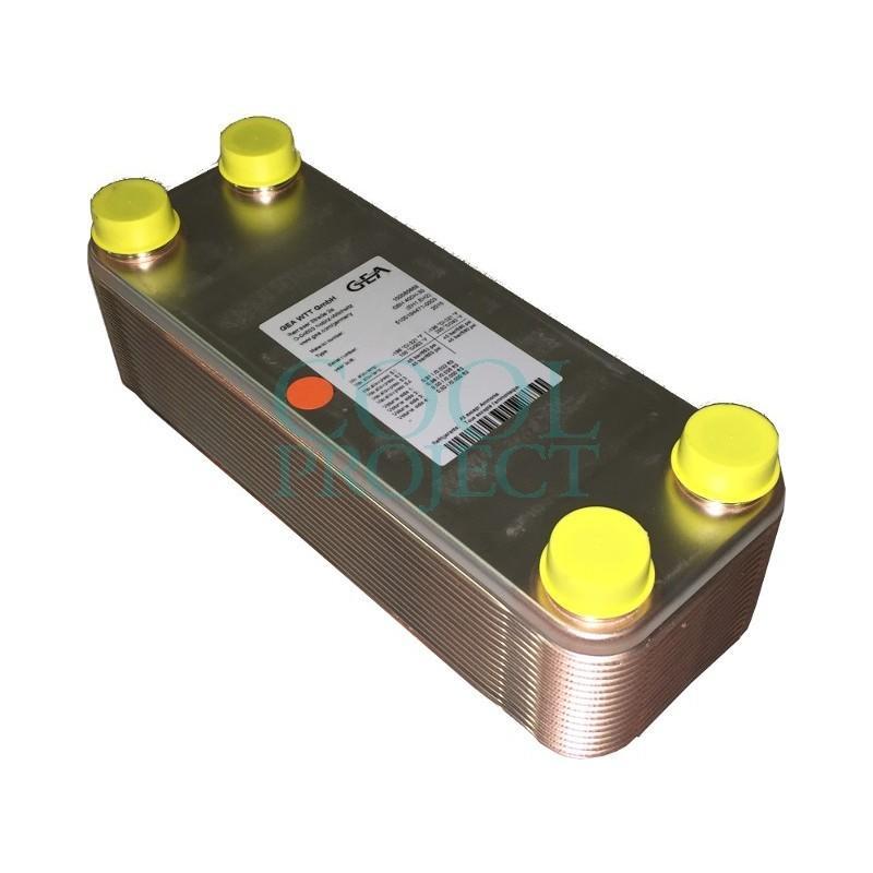 Echangeur de chaleur à plaques GBS 400H Kelvion (GEA) ex WP4 WTT