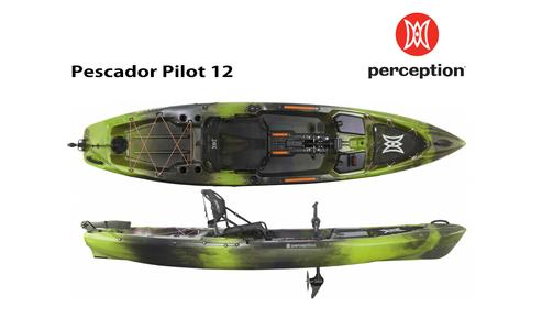 Perception Pescador Pilot 12