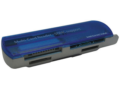 MULTI CARD READER USB 2.0 43 IN 1