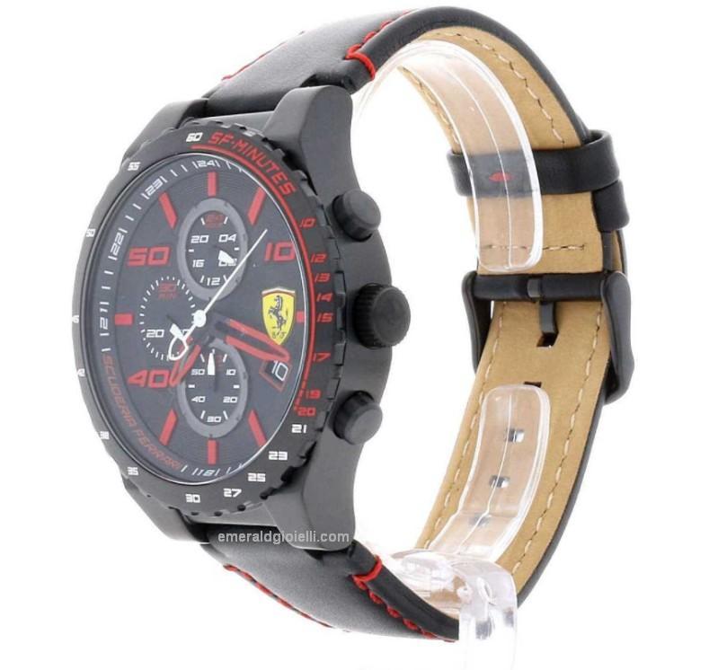 nuovo stile 1ce0f fa2d1 FER0830363 Orologio Uomo Scuderia Ferrari -
