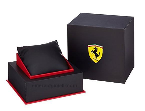FER0830363 Orologio Uomo Scuderia Ferrari -