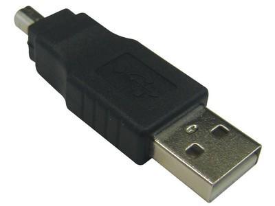 ADATTATORE USB TIPO A MASCHIO - MINI USB 4 MITSUI