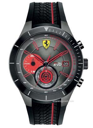 FER0830341 Orologio Crono Uomo Ferrari -