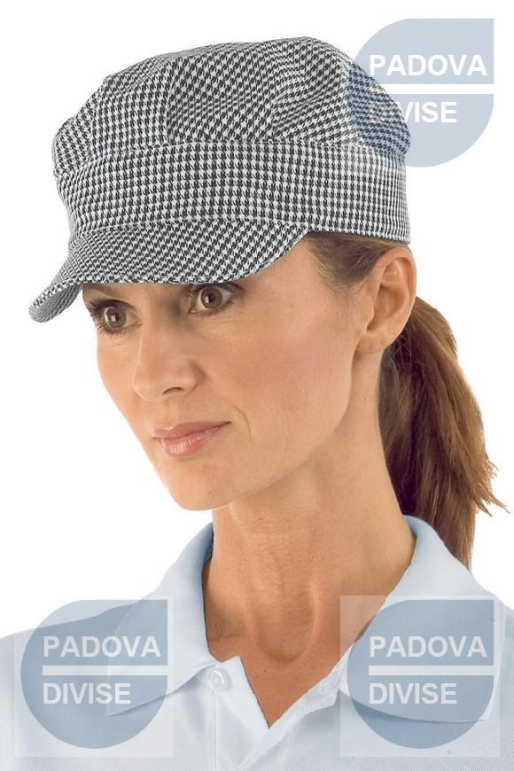 CAPPELLO SAM PIED DE POULE 100 % COTTON