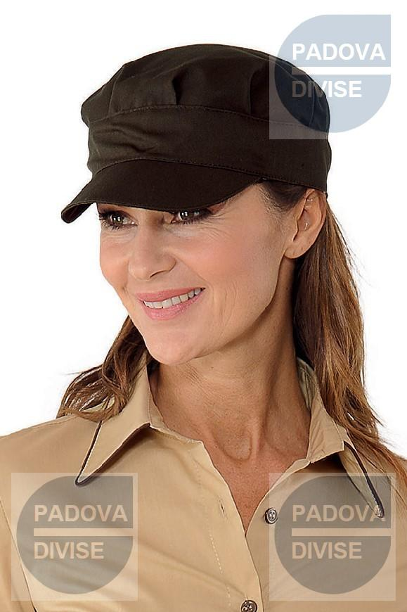 CAPPELLO SAM CACAO 65% POLYESTER  35% COTTON