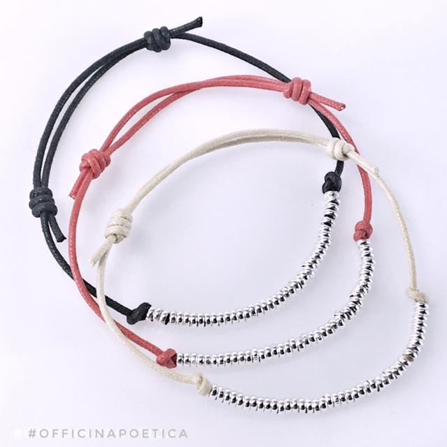 """bracciale """"HAPPINESS IS A JOURNEY"""""""