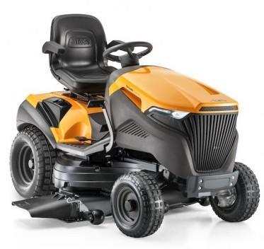 Trattorino tosaerba STIGA TORNADO 7118 HWS Motore B&S Bicilindrico Intek 8240 V  724 cc Scarico laterale + mulching