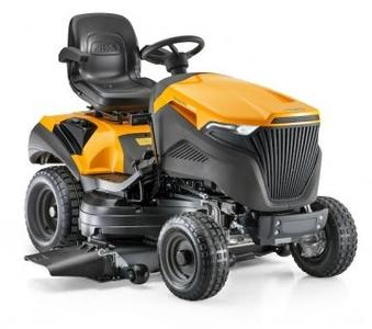 Trattorino tosaerba STIGA TORNADO PRO 9118 XWS 4WD MOTRICI motore Kawasaki 726 cc scarico laterale mulching
