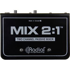 Radial MIX 2:1