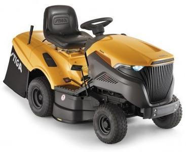 Trattorino tosaerba STIGA ESTATE 4092 H  cambio idrostatico  Motore GGP 7750 - 452 cc  taglio cm 92 mulching