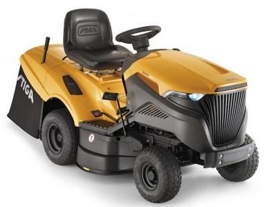 Trattorino tosaerba STIGA ESTATE 5092 H Motore Briggs&Stratton Intek 4185 AVS 500 cc taglio cm 92 mulching