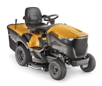 Trattorino tosaerba STIGA ESTATE PRO 9102 XWS 4WD cambio idrostatico Motore B&S Intek 8240 V-Twin bicilindrico 724 cc TAGLIO CM 102