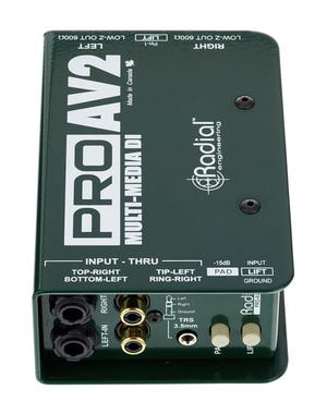 Radial PRO AV2