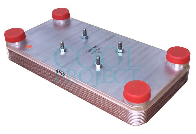 Plate Heat Exchanger GBS 700M Kelvion (GEA) ex WP7 WTT