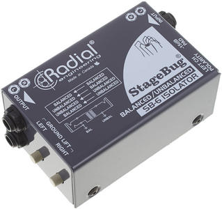 Radial StageBug SB-6 Isolator
